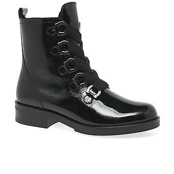 Gabor Halkirk Kvinders Militære Støvler