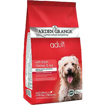 Arden Grange Adult Dog - Chicken - 12kg