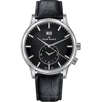 Claude Bernard - Relógio de Pulso - Homens - Jolie classique 2 fuso horário - 62007 3 NIN