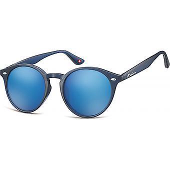 """النظارات الشمسية Unisex Cat.3 الأزرق (""""ms20d"""")"""