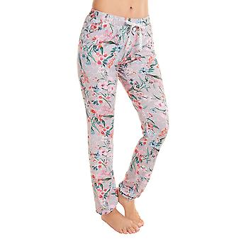 Rösch be happy! 1202113-16353 Women's Multicolor Flowers Pyjama Pant