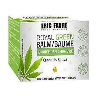 Royal green balm, multi-purpose based on hemp 50 ml of cream