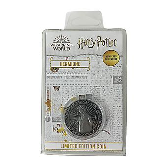 Harry Potter Limited Edition Coin -  Hermione