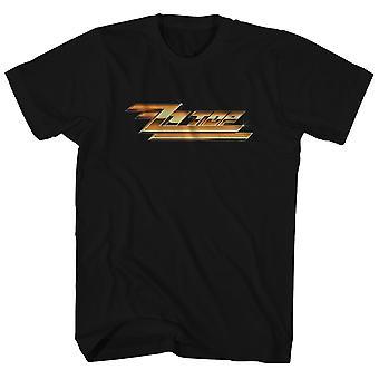 ZZ Top T Shirt Official Logo ZZ Top Shirt