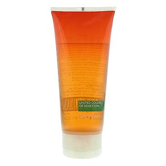 United Colors Of Benetton Woman Shower Gel 200ml For Her