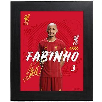 Liverpool Picture Fabinho 10 x 8