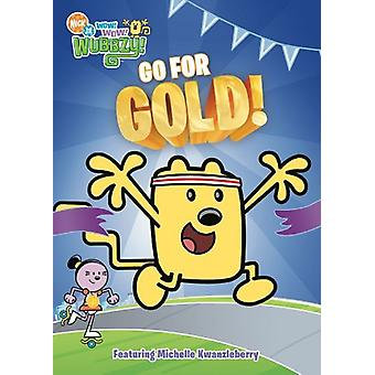 Wow! Wow! Wubbzy - Go for Gold [DVD] USA import