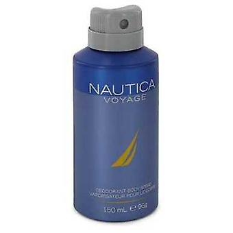 Nautica Voyage By Nautica Deodorant Spray 5 Oz (men) V728-543391