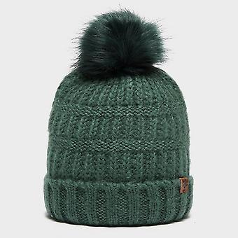 Uusi Alppien naisten's Josie Bobble Hat Green