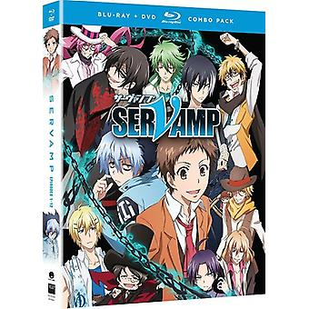 Servamp: Season One [Blu-ray] USA import