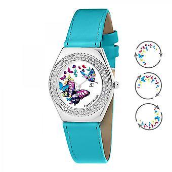Reloj de mujer So Charm MF316-PAPILLON-PAPILLON-BLEU