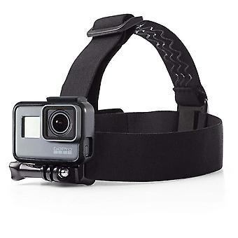 Amazonbasics head strap kamera držák pro gopro singl