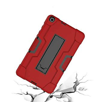 FONU Shock Proof Standcase Cover Samsung Galaxy Tab A 8.0 2019 (SM-T290 / SM-T295) - Rouge