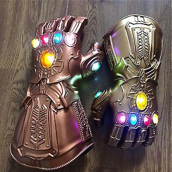 Guanti Led Light Iron Man - Tony Stark Superhero Cosplay Props