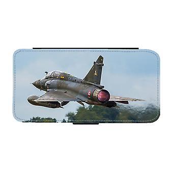 Dassault-Breguet Mirage Fighter Aircraft iPhone 12 Pro Max Wallet Case