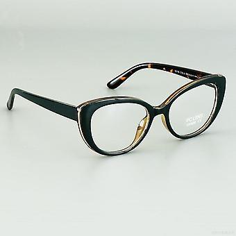 Cat Eye Glasses Frames Optical Fashion Computer Glasses