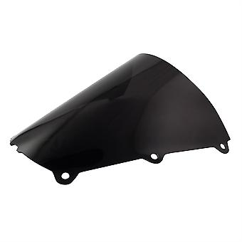 Airblade Dark Smoked Double Bubble Screen per Honda CBR600RR 2005-2006