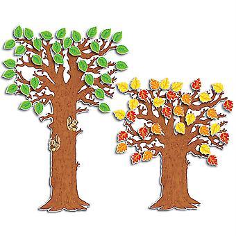 Classroom Tree Bulletin Board Set