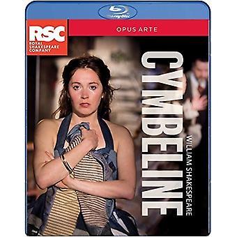 Cymbeline [Blu-ray] USA import