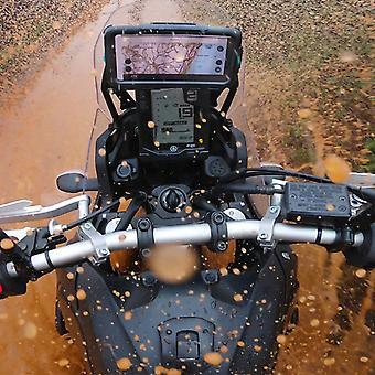 Adventure motorcycle accessory bar mount nokia waterproof case