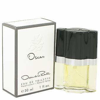 OSCAR de Oscar de la Renta Eau De Toilette Spray 1 oz/30 ml (mujeres)