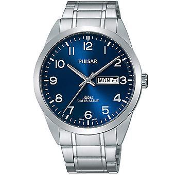 Mens Watch Pulsar PJ6061X1, Quartz, 38mm, 10ATM