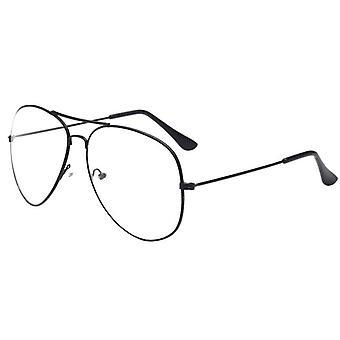 Retro-Metall, big Frame, Myopie Brillen, Gläser und Männer