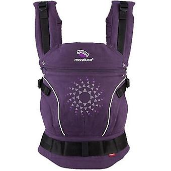 Manduca Baby Carrier Darts Purple Limited Edition