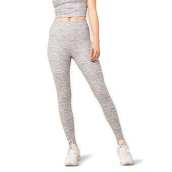 Women's Ultra-High Waist Leggings with Hidden Key Pocket and 25-inch Inseam
