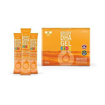 Brudy DHA Gel Kids 30 packets