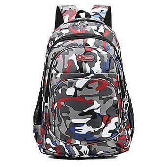 Camouflage Waterproof School Bags