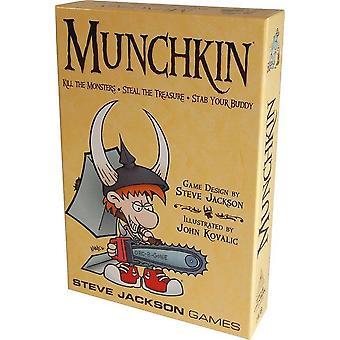 Asmodee munchkin kaartspel