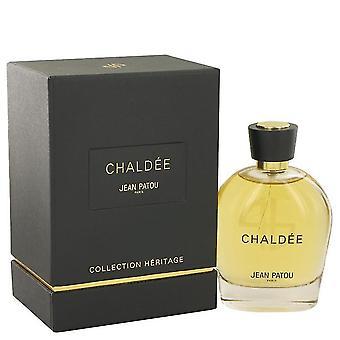 Chaldee Eau De Parfum Spray por Jean Patou 3,3 oz Eau De Parfum Spray