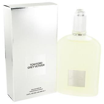 Tom Ford Grey Vetiver Eau De Parfum Spray av Tom Ford 3,4 oz Eau De Parfum Spray