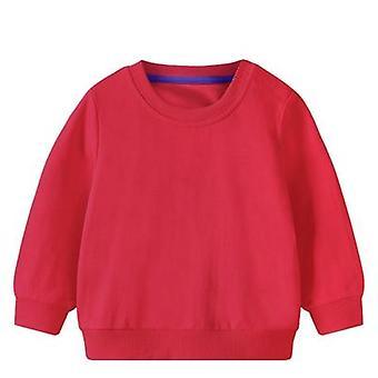 Camisetas para niños, chaqueta de abrigo de manga larga para bebés