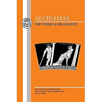 Alcidamas (Greek Texts)