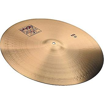 Paiste 2002 classic cymbal ride 20-inch
