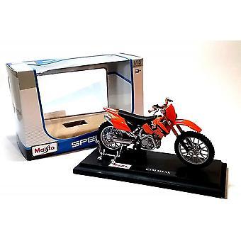 Maisto - KTM 525 SX - Motorcycle Die Cast Model Scale 1:18