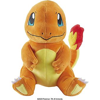 Pokemon 8 & Plush Charmander