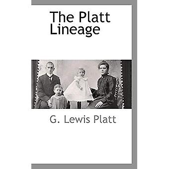 The Platt Lineage by G Lewis Platt - 9781110809950 Book
