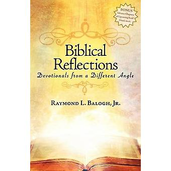 Biblical Reflections - Devotionals from a Different Angle by Raymond L