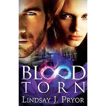 Blood Torn by Lindsay J. Pryor - 9781909490192 Book