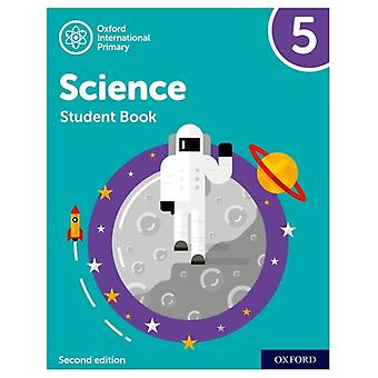 Oxford International Primary Science Second Edition Student Book 5 par Deborah RobertsTerry HudsonAlan HaighGeraldine Shaw