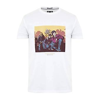 Weekend Offender Fools Gold T-Shirt - White