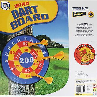 Soft Play Dart Board