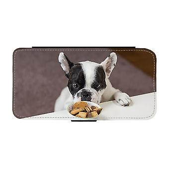 Dog French Bulldog Samsung Galaxy S20 FE Wallet Case
