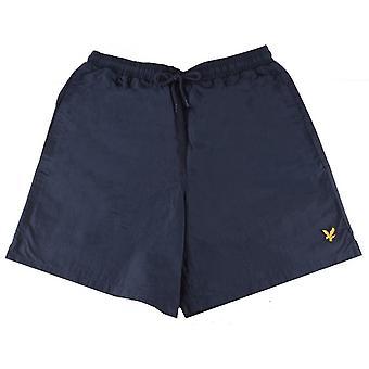 Lyle and Scott Plain Swim Shorts - Dark Navy