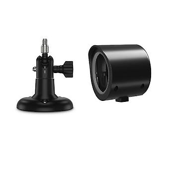1Pack Outdoor Wall Mount Only compatible with Google Nest Cam Indoor 360 Degree Swivel Bracket Holder