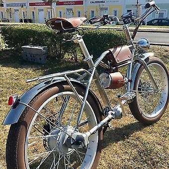 Retro Electric Fat Bike 500w - Classic Vintage Style