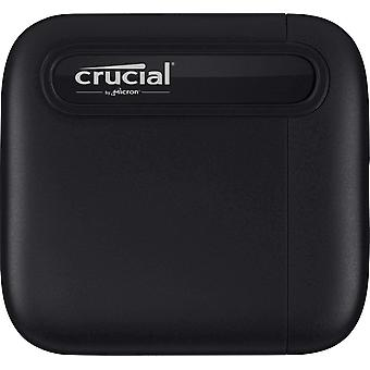 FengChun CT500X6SSD9 X6 500GB Tragbare SSD Bis zu 540 MB/s USB 3.2 Externe s Solid